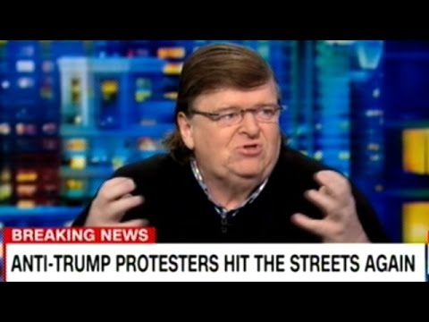Michael Moore Says Bernie Sanders Would Be President If Democrats Had Listened To The People!