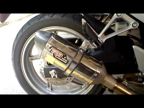 CBR250R R9 Motegi SS Carbon Exhaust (full System) | Learn