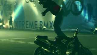 "Best of Rafael Pasierbek ""Stunter13"" stunts at MTV Xtreme"