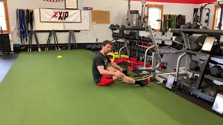 Isometric Hamstring Training