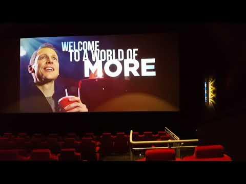Cineworld Pre-Reel Loop 2017