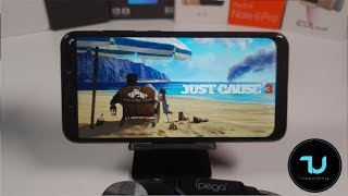Just Cause 3 Android Gameplay