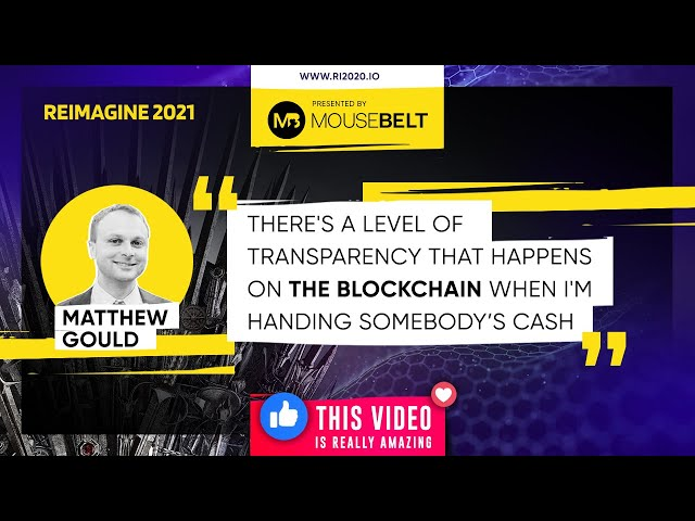 REIMAGINE 2021 - Matthew Gould - Unstoppable Domains - Founder & CEO
