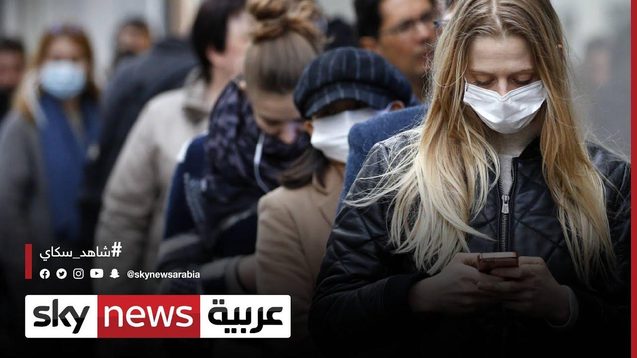 صورة فيديو : إغلاق شامل في فرنسا وجزئي في ألمانيا لمكافحة كورونا