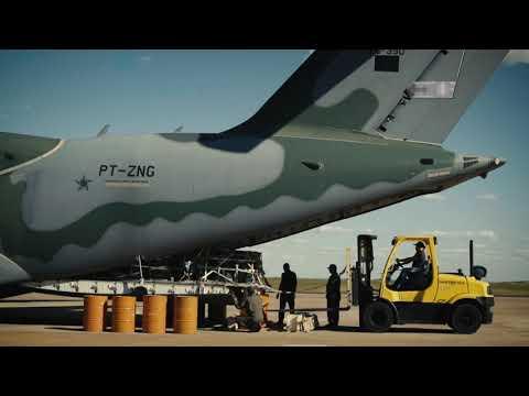 KC-390 Millennium | Combat Offload