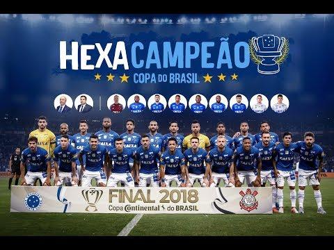 O FILME DO HEXA! - Bastidores de Corinthians 1x2 Cruzeiro