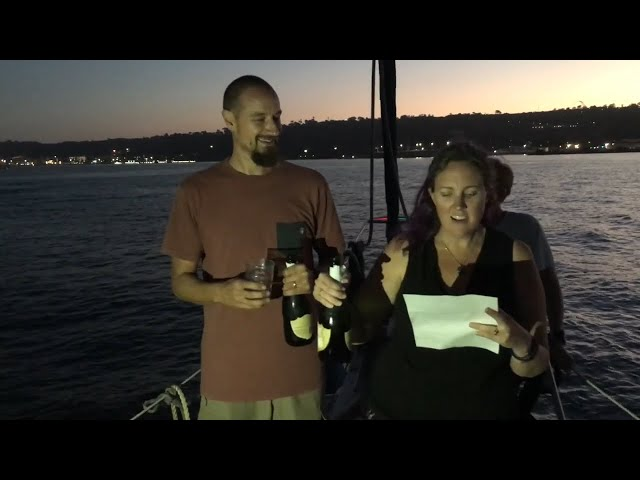 We bought a boat!!! Throwback episode #3 Our origin story (2018) ~Life off the deep end Ep 47