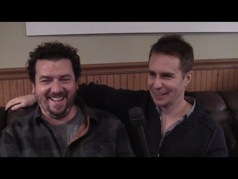 Danny McBride and Sam Rockwell Talk 'Don Verdean', 'Vice Principals', 'Mr. Right', and More