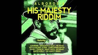 Alborosie - Alborosie Presents His Majesty Riddim 2016 Disco Completo Full Album