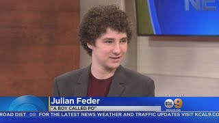 Actor Julian Feder Discusses Role In 'A Boy Called Po'