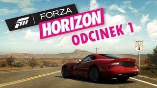 #1 Zagrajmy w Forza Horizon - Zaczynamy podróż po Kolorado - XBOX 360 - PL
