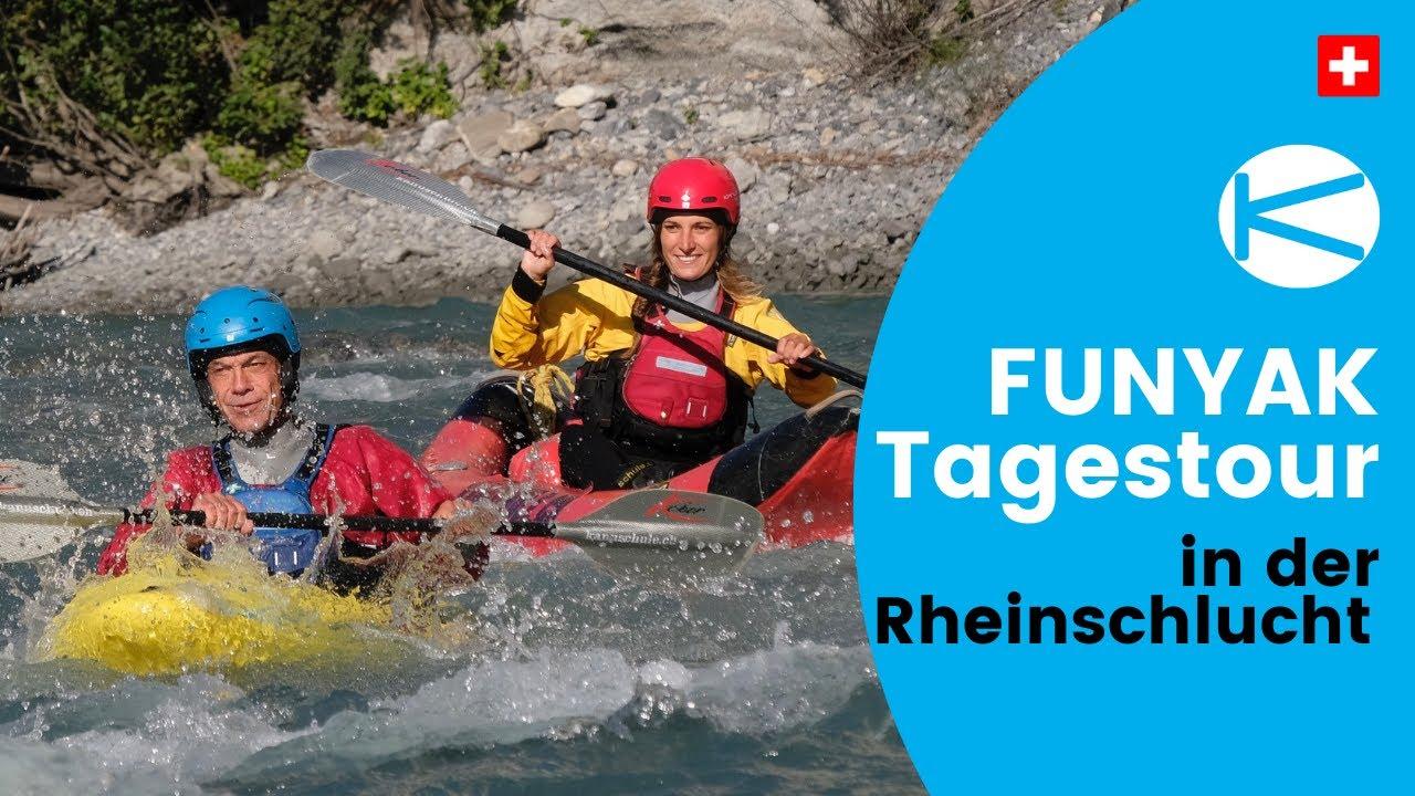 Canoeing | Graubünden Tourism