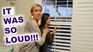 SHE THOUGHT SHE WAS GOING TO DIE...TORNADO!!