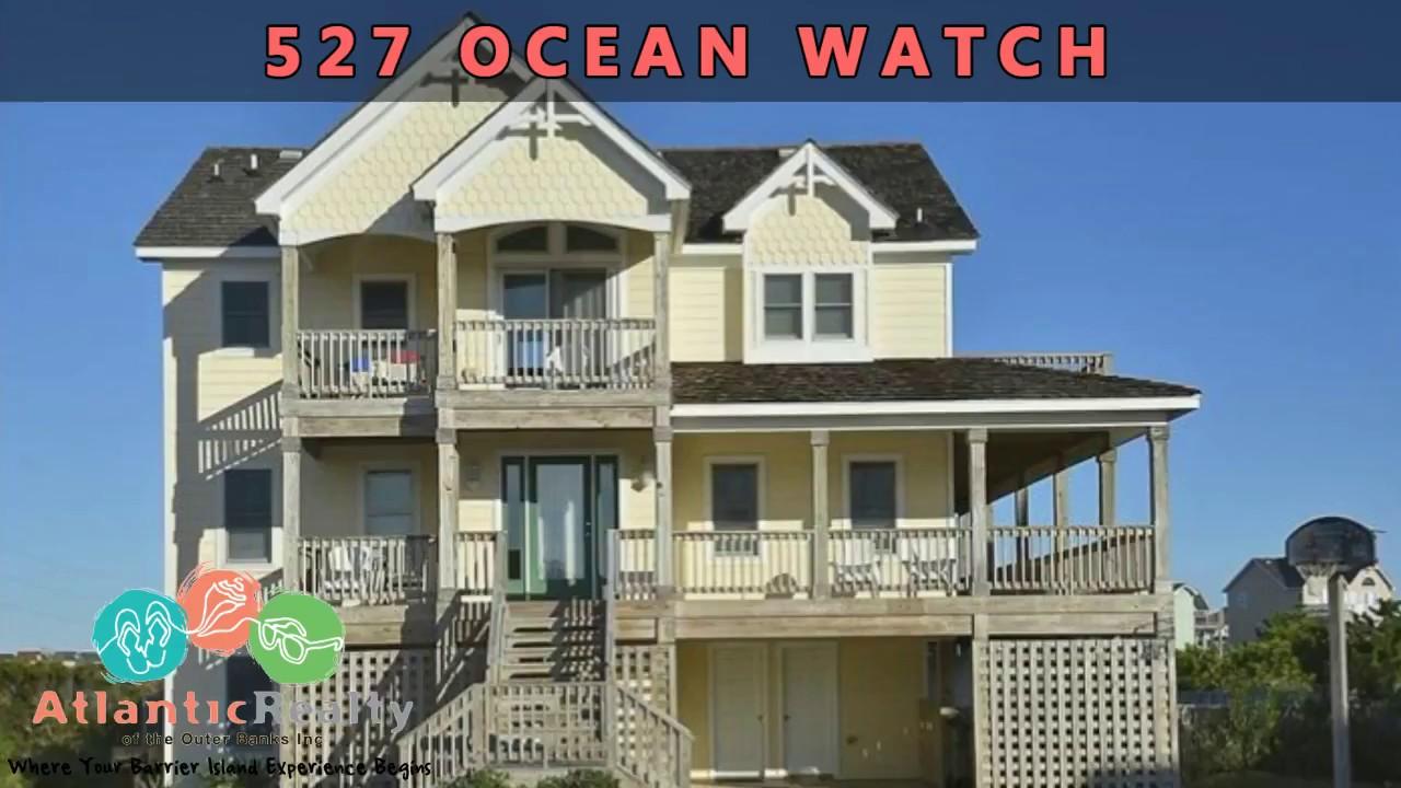 527 Ocean Watch; Beach Rentals Outer Banks; Nags Head North Carolina; OBX Vacation  Rentals