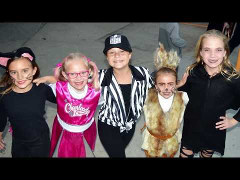 Castle View Elementary School:  Costume Ball 2018