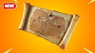 """🔴 Pro Xbox Player   New """"Treasure Map"""" Gameplay! (Fortnite Battle Royale)"""