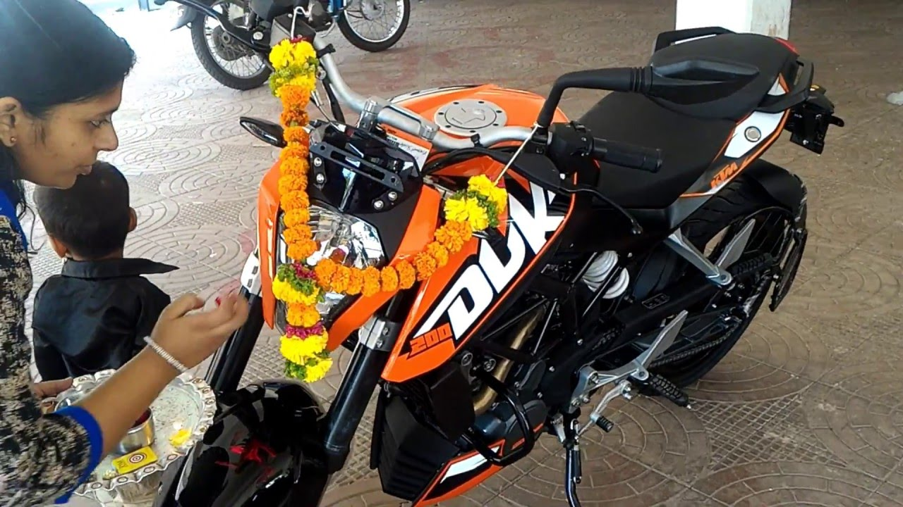 Ktm Price In Pune
