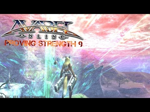 Avabel Online - Proving Strength Max Boost? Quest #9