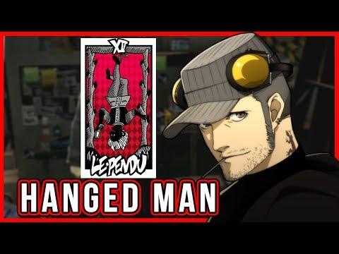 Persona 5 hanged man confidant guide