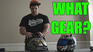 What Motorcycle Gear Do I Wear?