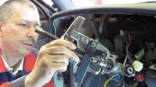 Replacing ignition starter switch at a VW Passat(, 2012-12-17T07:55:55.000Z)
