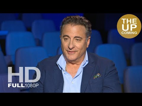 Andy Garcia  on Book Club, working with Diane Keaton and Bill Holderman