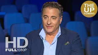 Andy Garcia interview on Book Club, working with Diane Keaton and Bill Holderman