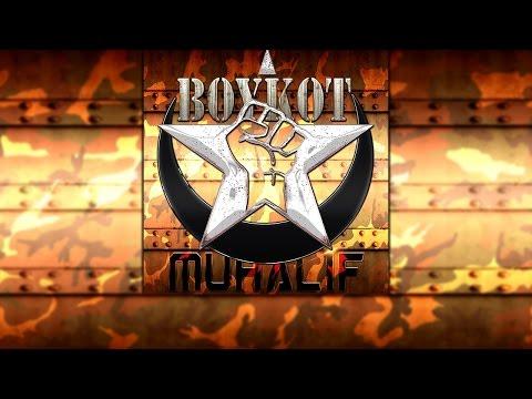 Muhalif - BOYKOT [#protest]