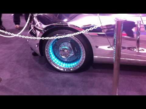 Chrome R8 at CES Las Vegas