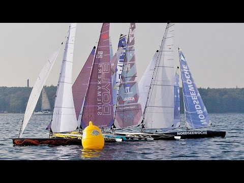 Close racing: 3x1 Sonwik Herbstcup - a nice day at Sonwik-Marina