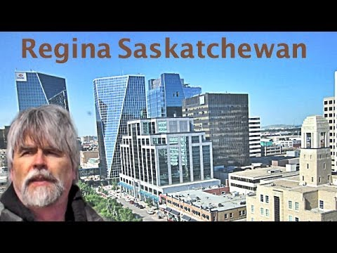 Wascana Lake Regina Saskatchewan 2009