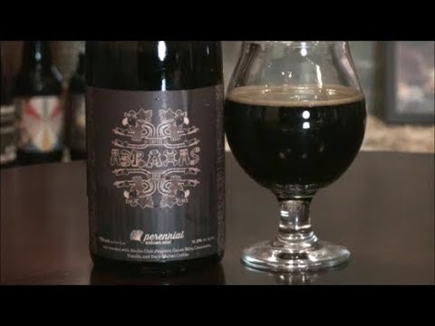 Coffee Abraxas (2019) -- Perennial Artisan Ales