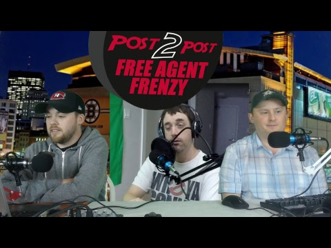 Free Agent Frenzy & Q&A