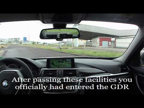 Tales of the Autobahn 7: Former East German Border