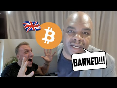 BREAKING!!!!! BITCOIN TRADING JUST GOT BANNED BY THE U.K!!!!!!!!!!!!!!!!!! [next CRAZY move..]