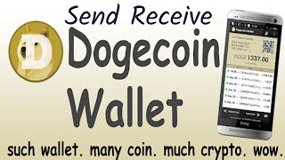 How To Make Transaction In Dogecoin Wallet By Crypto Wallets info