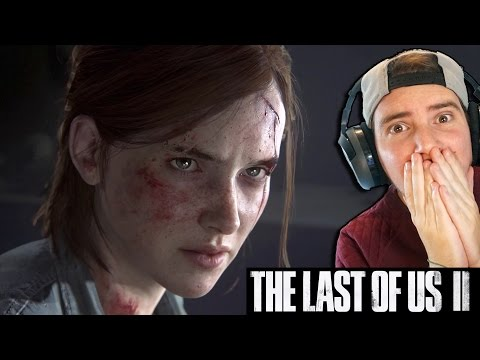 THE LAST OF US 2!!! - LIVE REACTIONS PSX 2016 - Uncharted The Lost Legacy & Crash Bandicoot