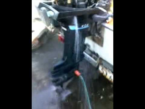 hqdefault mercury 402 40hp outboard new stator and water pump youtube mercury 402 outboard wiring diagram at n-0.co