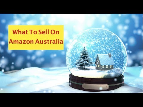 What To Sell On Amazon FBA Australia - Snow Globes
