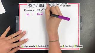 Predicting Products of Word Equations