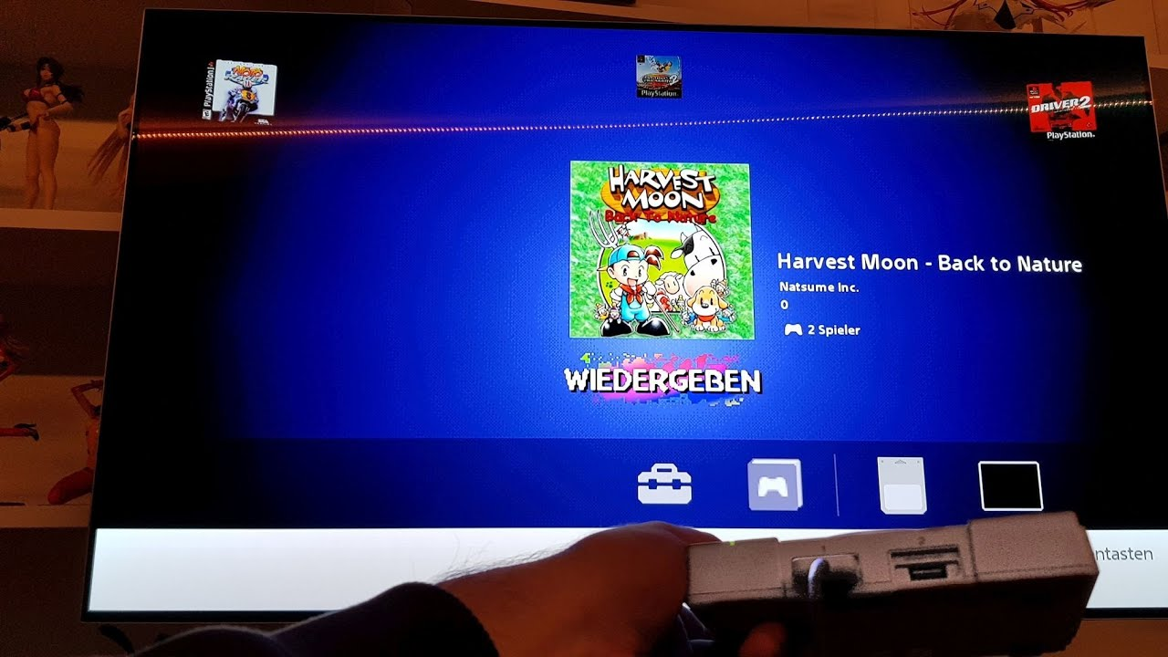 PlayStation Classic is Hacked, PS Classic Game Swapping Videos