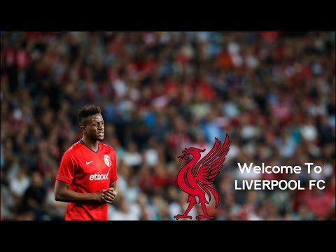 Divock Origi - Welcome to Liverpool FC 2015 HD