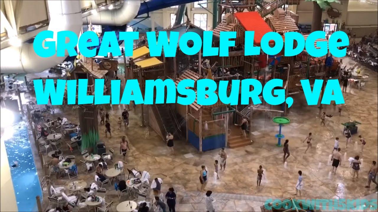 Great Wolf Lodge – Williamsburg, VA  |Great Wolf Williamsburg