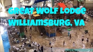 Great Wolf Lodge Williamsburg, VA review