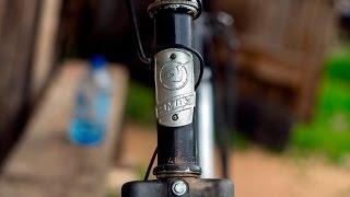 модификация советского дорожного велосипеда ММВЗ