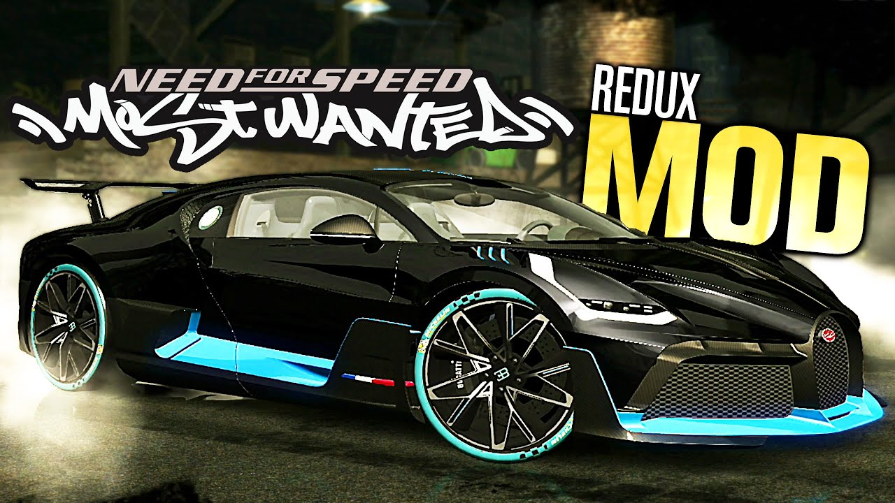 Nfs Most Wanted Best Graphics Redux Mod New Cars Textures