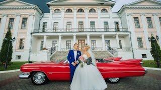 Свадьба в Подольске. Загс Дубровицы.