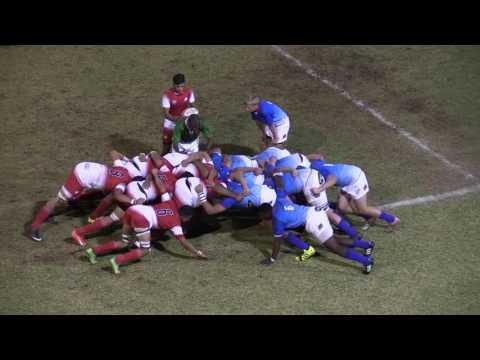 Namibia U19 vs Tunisia U19, H2   1