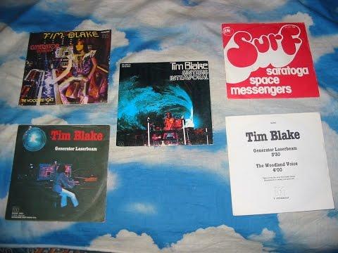 TIM BLAKE .A DREAM / MAGICK .THE TIDE OF THE CENTURY