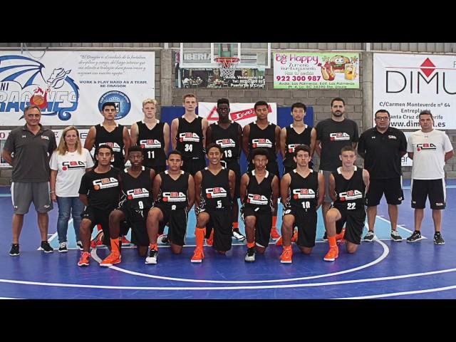 Canarias Basketball Academy | Adam & Ayoub Ziani (Morocco)